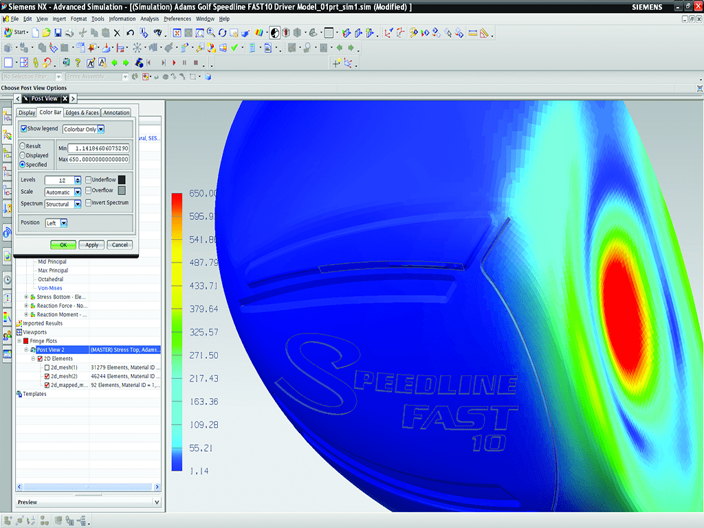 nx cae cfd training