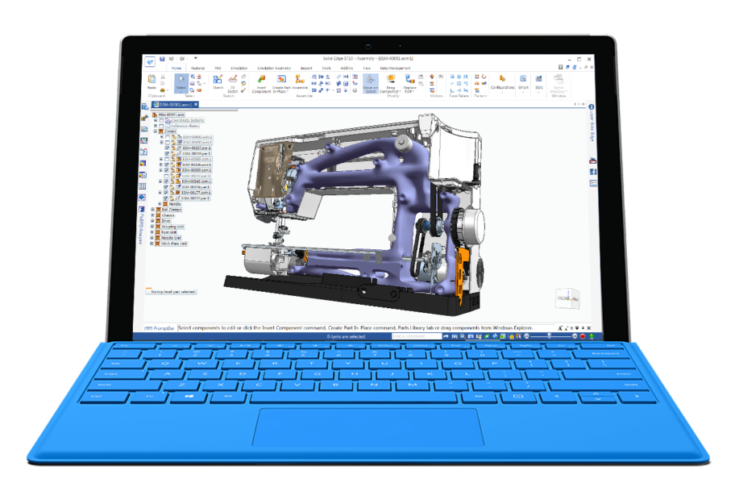 Solid Edge 3d Cad Software Majenta Plm