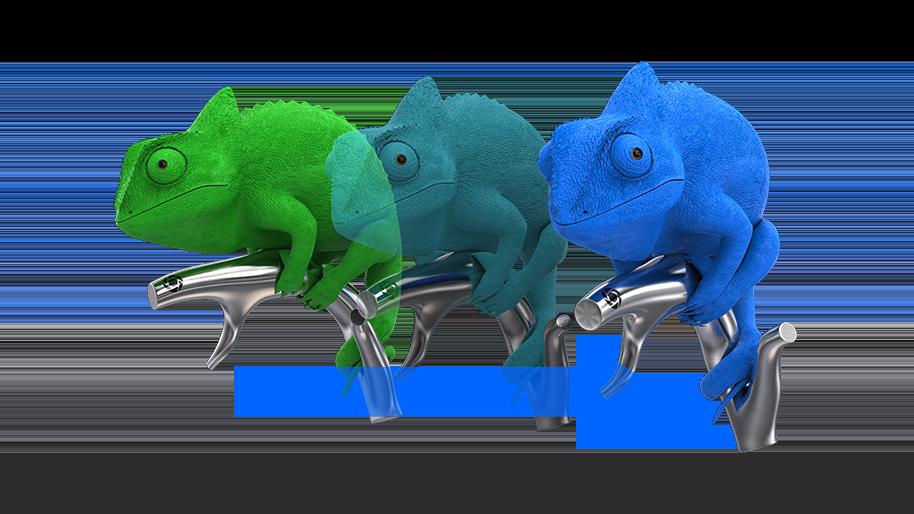 keyshot-3d-rendering
