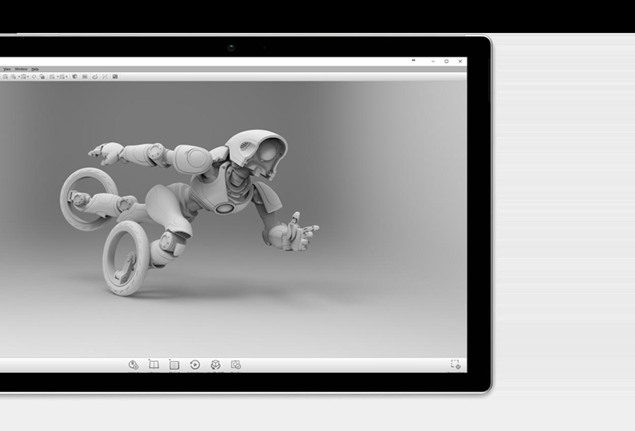 keyshot-unique-rendering