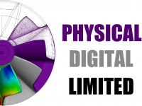 Phys digital logo