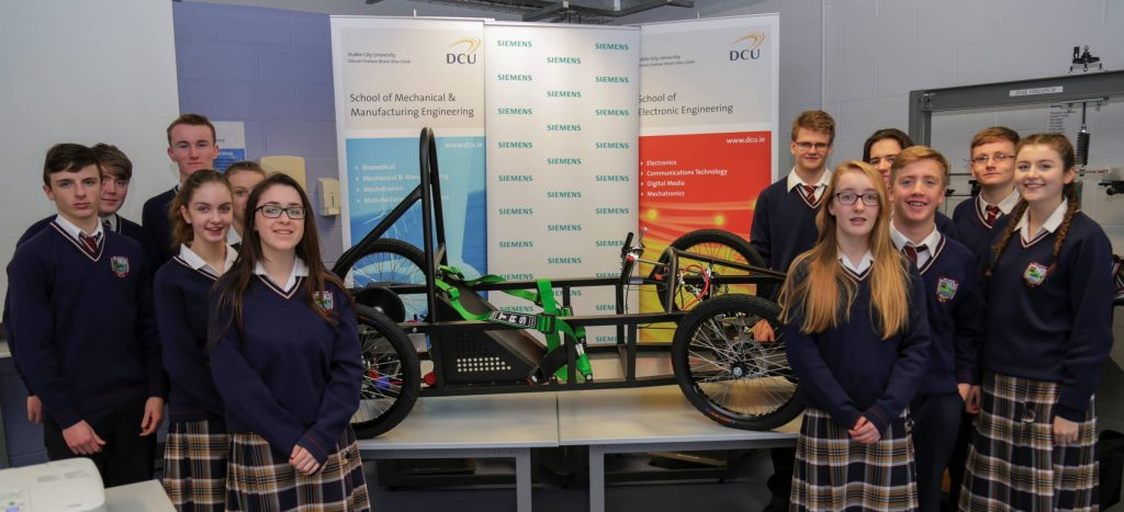 inspiring future engineers to go green