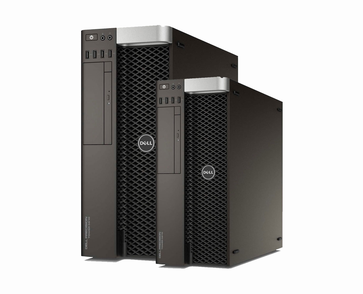 Performance - Dell Precision Tower 5000 Series Tower